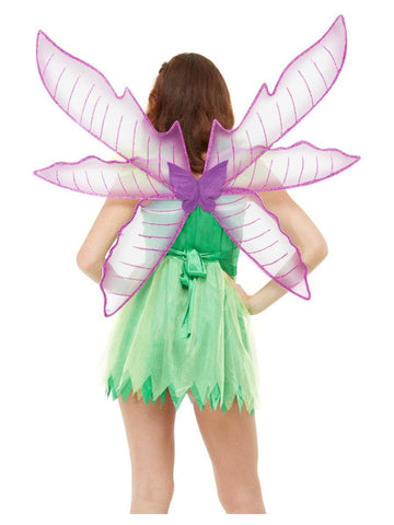 Pixie Fairy Wings Purple