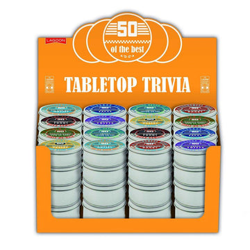 50 Of The Best Tabletop Trivia