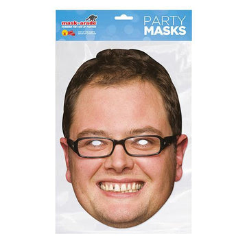 Alan Carr Card Mask