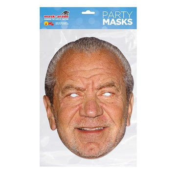 Alan Sugar Card Mask