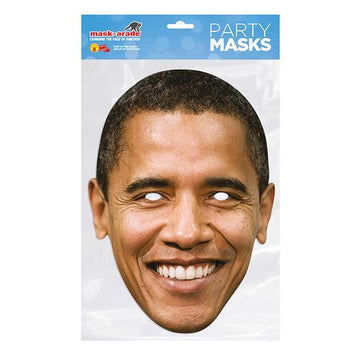 Barack Obama Card Mask