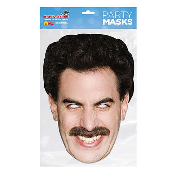 Borat Card Mask