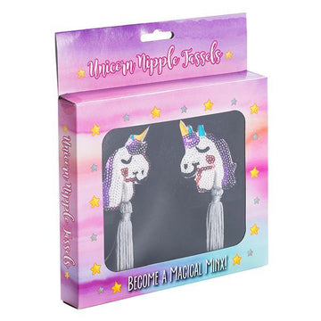 Unicorn Nipple Tassels