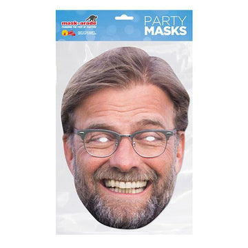 Jurgen Klopp Card Mask