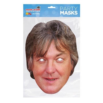 James May Card Mask