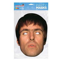 Liam Gallagher Card Mask