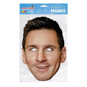 Lionel Messi Card Mask