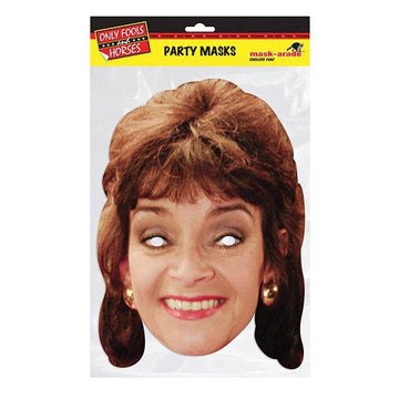 Marlene Only Fools And Horses Card Mask