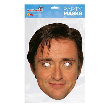 Richard Hammond Card Mask
