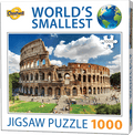 Worlds Smallest Puzzle Colosseum