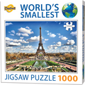 Worlds Smallest Puzzle Eiffel Tower