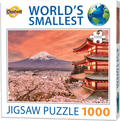 Worlds Smallest Puzzle Mount Fuji