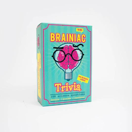 Brainiac Trivia - At Sixes and Sevens
