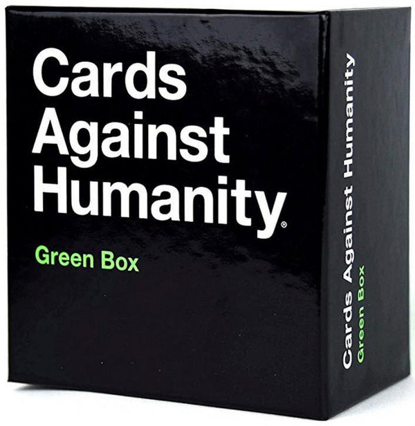 Cards Against Humanity Green Box - At Sixes and Sevens