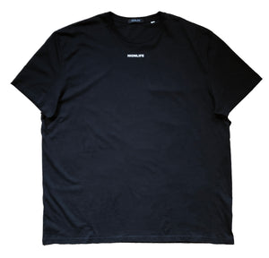 HI ON LIFE LOGO TEE