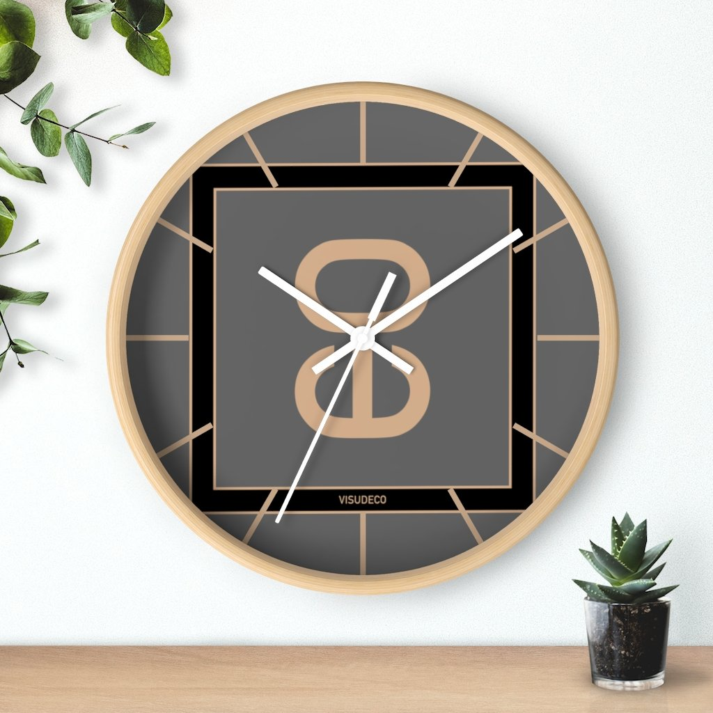 Visudeco Wall Clock.