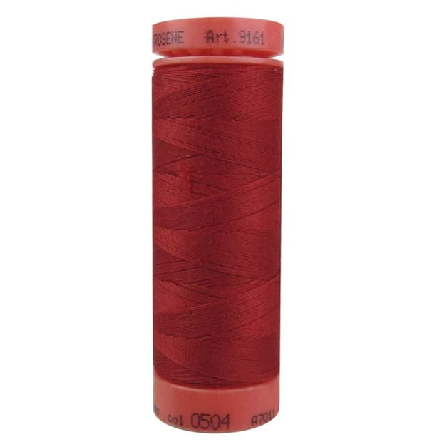 Mettler Metrosene 0504 Country Red Thread