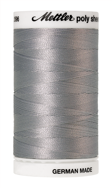 Mettler Poly Sheen Sterling Thread