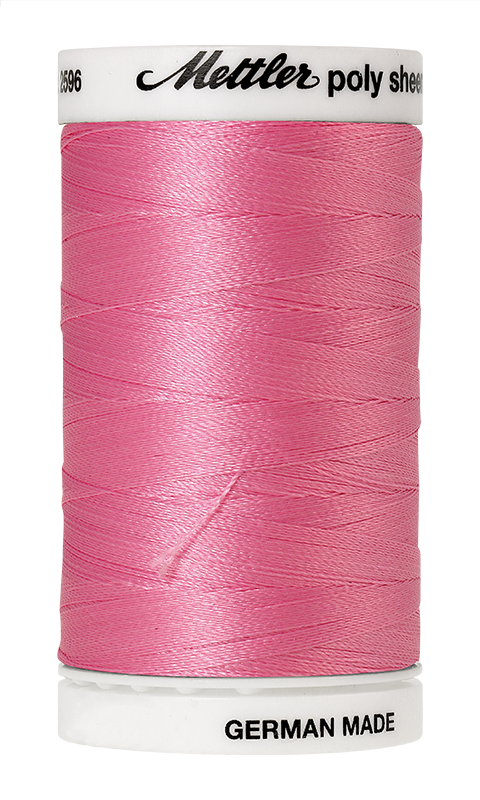 Mettler Poly Sheen 2560 Azalea Thread