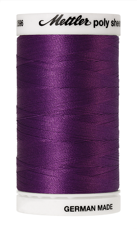 Mettler Poly Sheen Orchid Thread