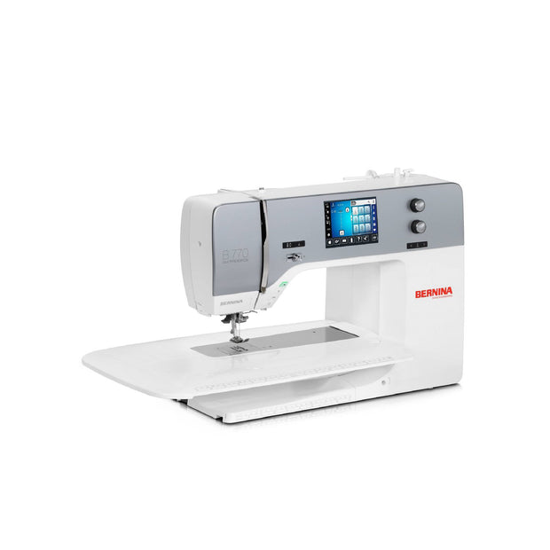 BERNINA 770 QE - BERNINA Singapore