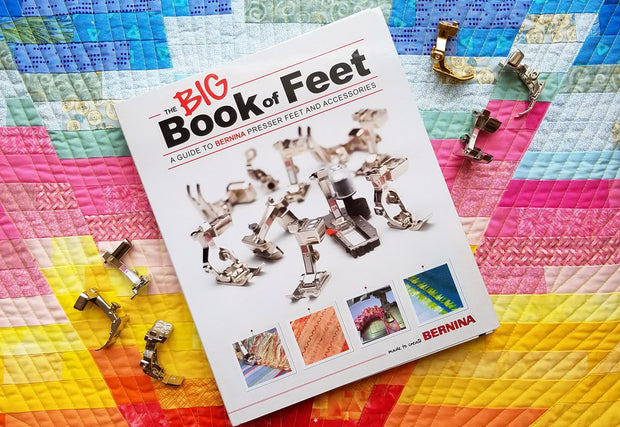 BERNINA The Big Book of Feet