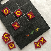 Tic Tac Toe Game Set Workshop
