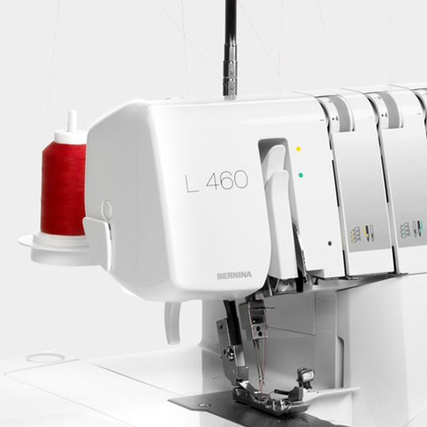BERNINA L460 (Overlocker) - BERNINA Singapore