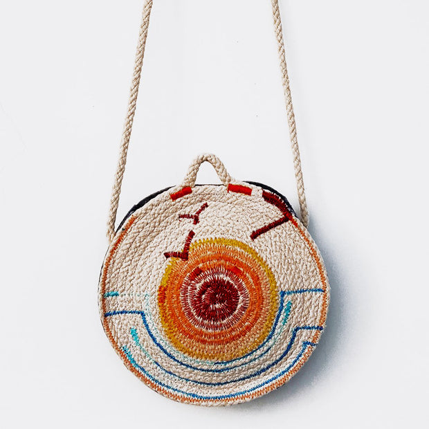 Bohemian Round Bag Workshop - BERNINA Singapore