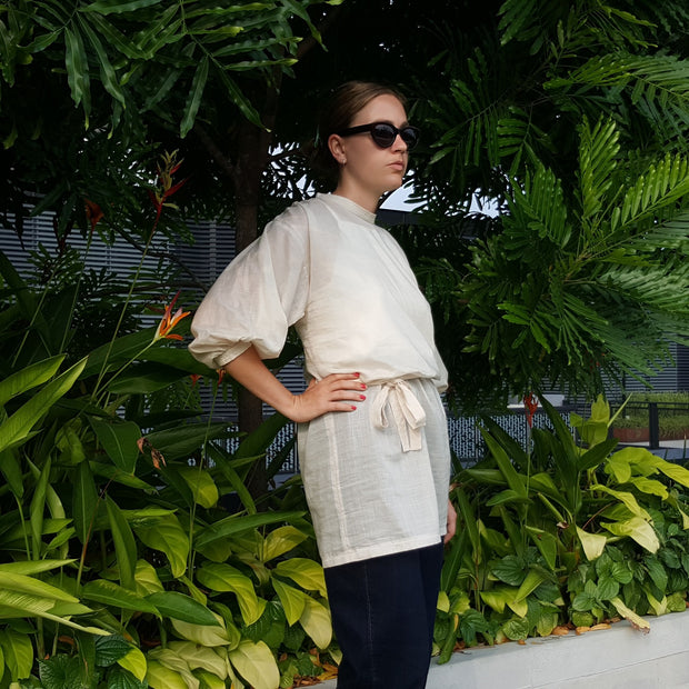 Cotton Voile Blouse Workshop