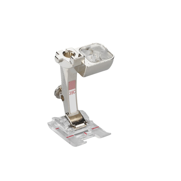 BERNINA Embroidery foot #39C with clear sole