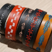 Leather Bracelet Workshop - BERNINA Singapore