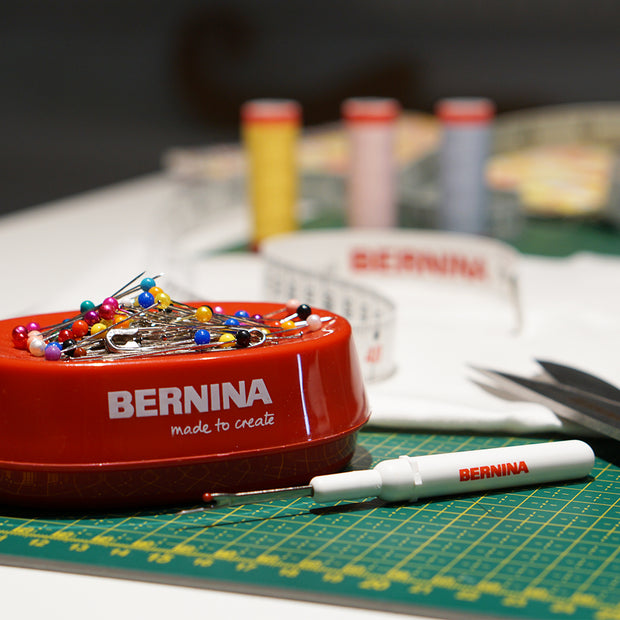 Made To Measure Workshop - BERNINA Singapore