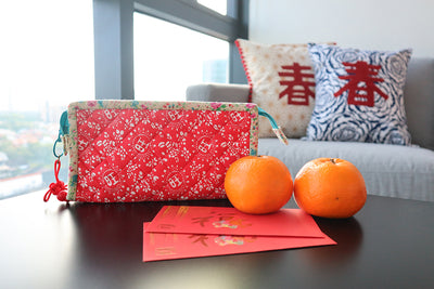 CNY Quilted Ang Bao Pouch Workshop