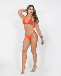 Swimwear Triangle Top - Claudio Milano Couture