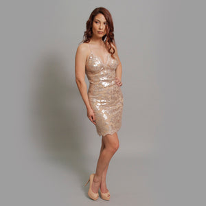 The Sydney Dress - Claudio Milano couture
