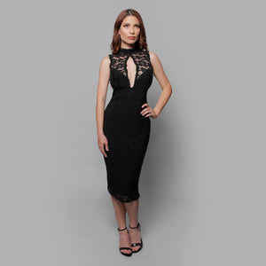 The Lorella Dress - Claudio Milano couture