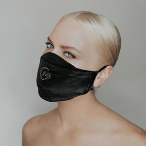 Fashion Mask - Claudio Milano couture