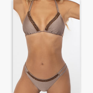 Swimwear Halter top - Claudio Milano Couture
