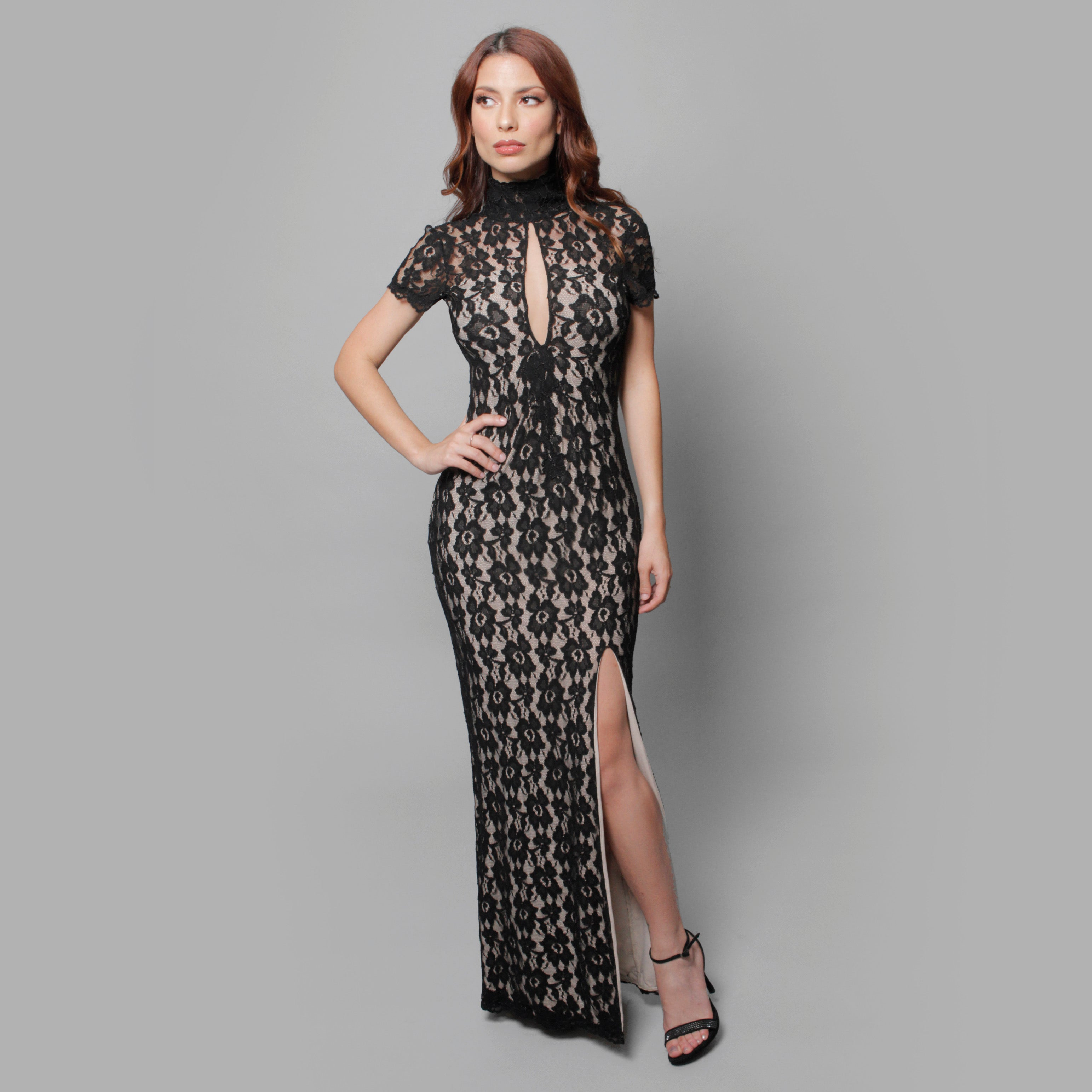 The Noemi Dress - Claudio Milano couture