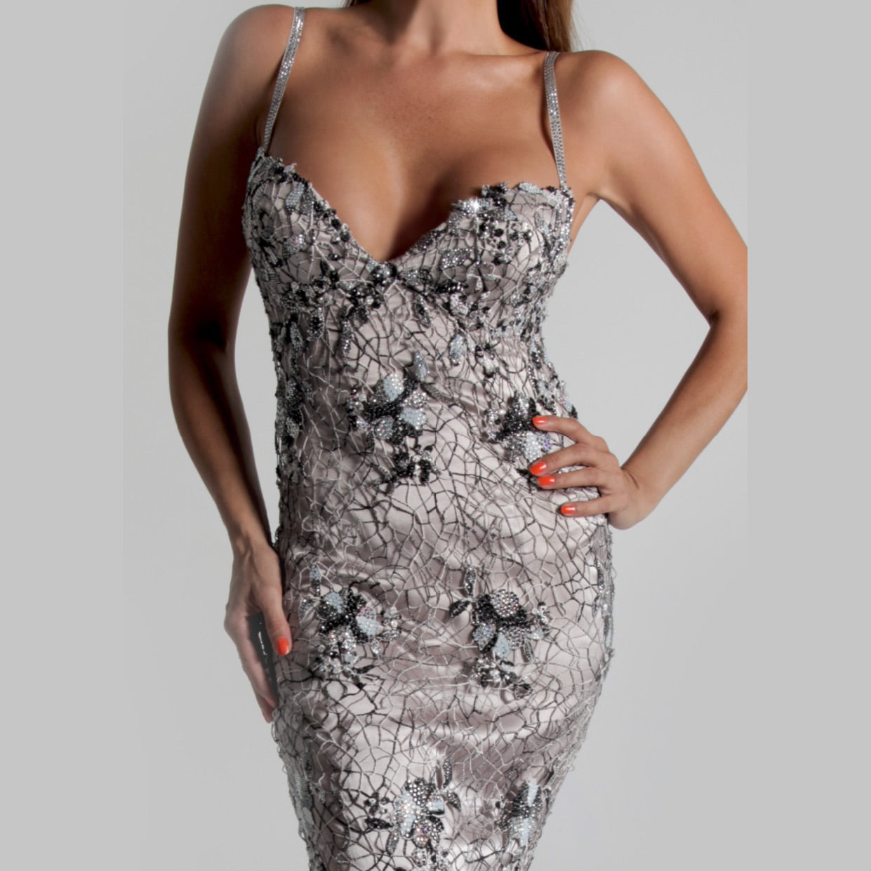 Evening dress - Claudio Milano Couture