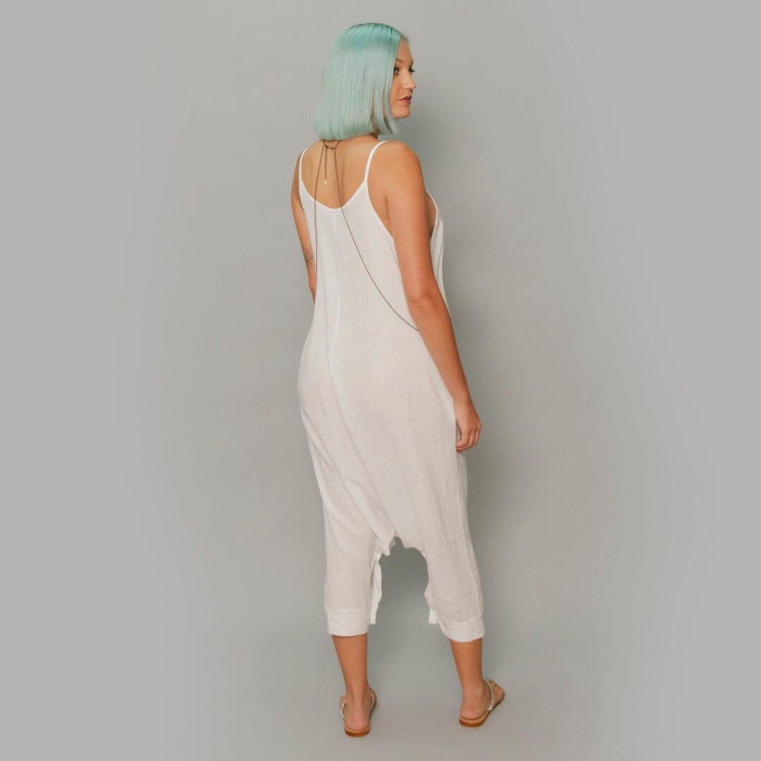 The Baggy Jumpsuit - Claudio Milano couture
