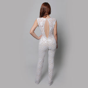 The Aria Jumpsuit - Claudio Milano couture