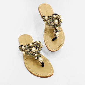 The Bali Sandal - Claudio Milano couture