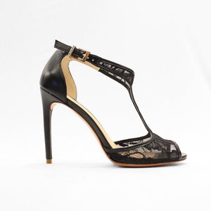 Lace up sandal - Claudio Milano couture