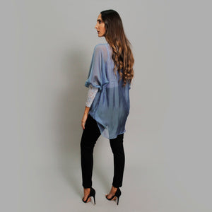 The Crystal Cuff Tunic
