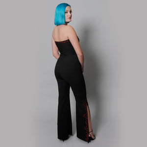 The Paulina jumpsuit - Claudio Milano couture