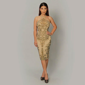The Giulia Dress - Claudio Milano couture