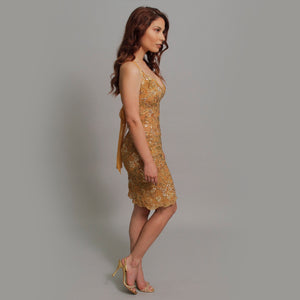 The Alina  Dress - Claudio Milano couture