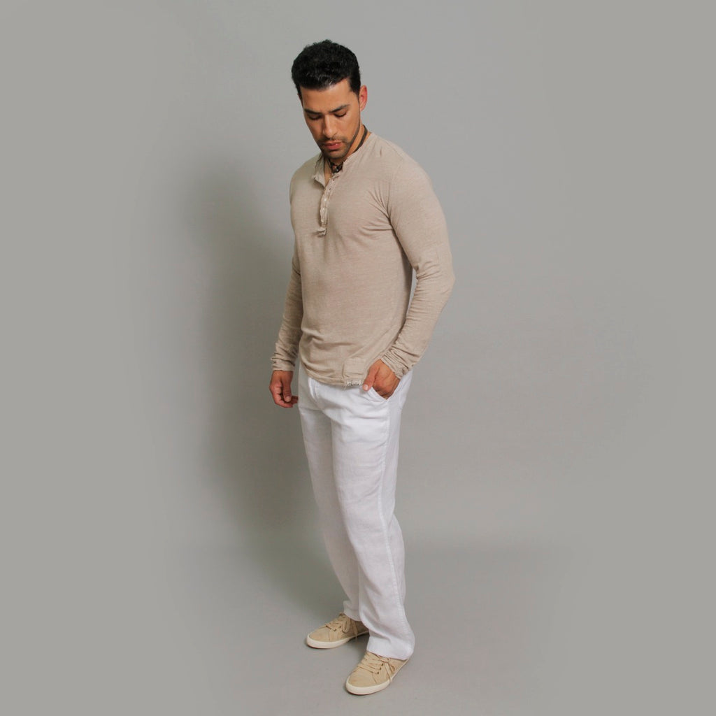The Jersey Linen Fitted - Claudio Milano couture